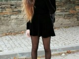 chic-ways-to-style-your-little-black-dress-19