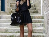 chic-ways-to-style-your-little-black-dress-22