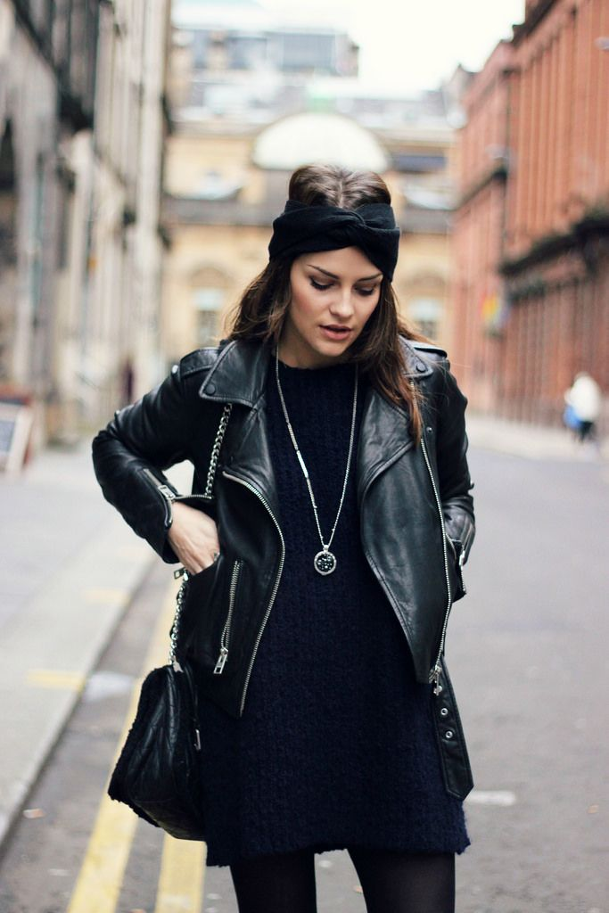 Picture Of Chic Ways To Style Your Little Black Dress 25