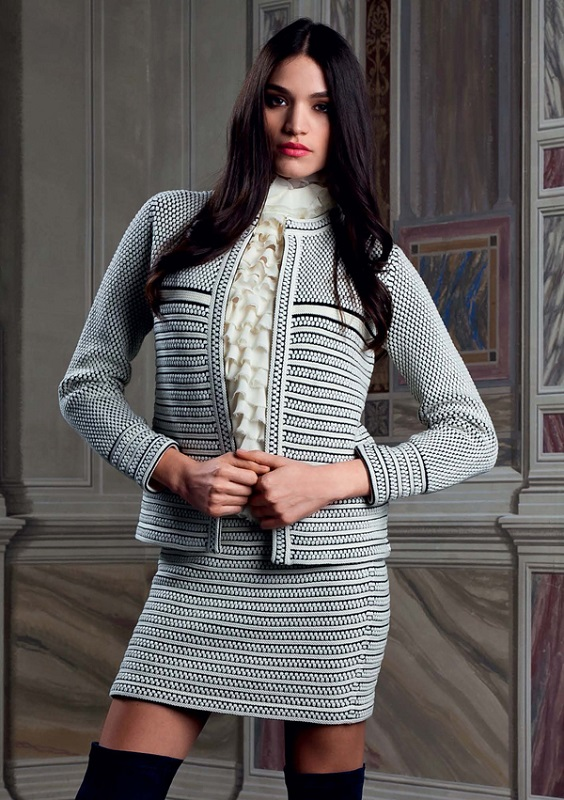Picture Of classy lookbook of the new autumn winter 201314 castello doro collection  3