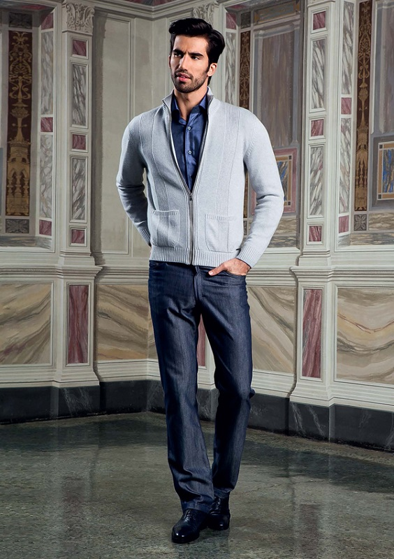 Picture Of classy lookbook of the new autumn winter 201314 castello doro collection  7