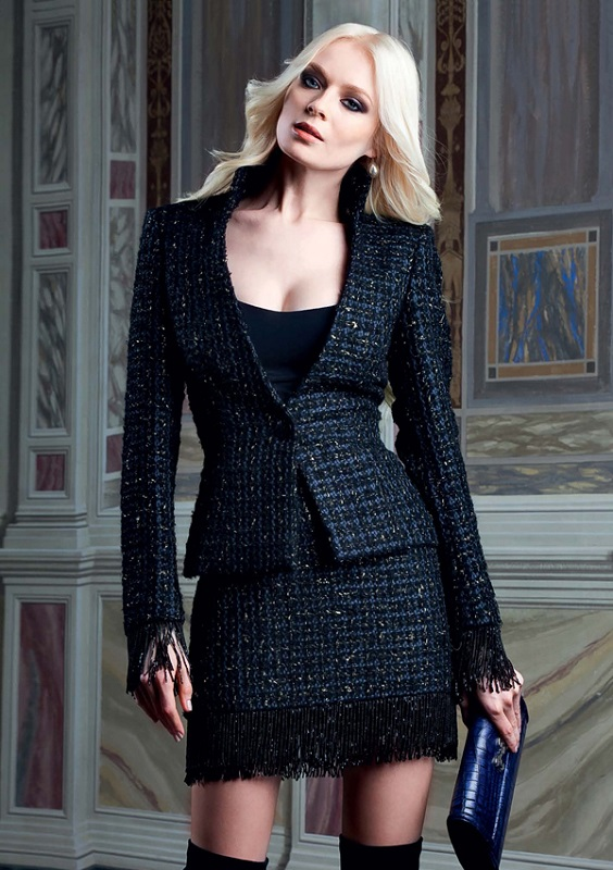 Picture Of classy lookbook of the new autumn winter 201314 castello doro collection  8