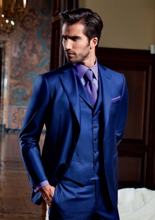 Classy Lookbook Of The New Autumn Winter 2013/14 Castello d'Oro Collection