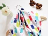 colorful-diy-brush-stroke-scarf-6