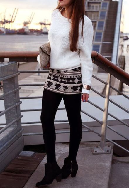 71ed02bec69 21 Comfy And Cozy Winter Holiday Looks - Styleoholic