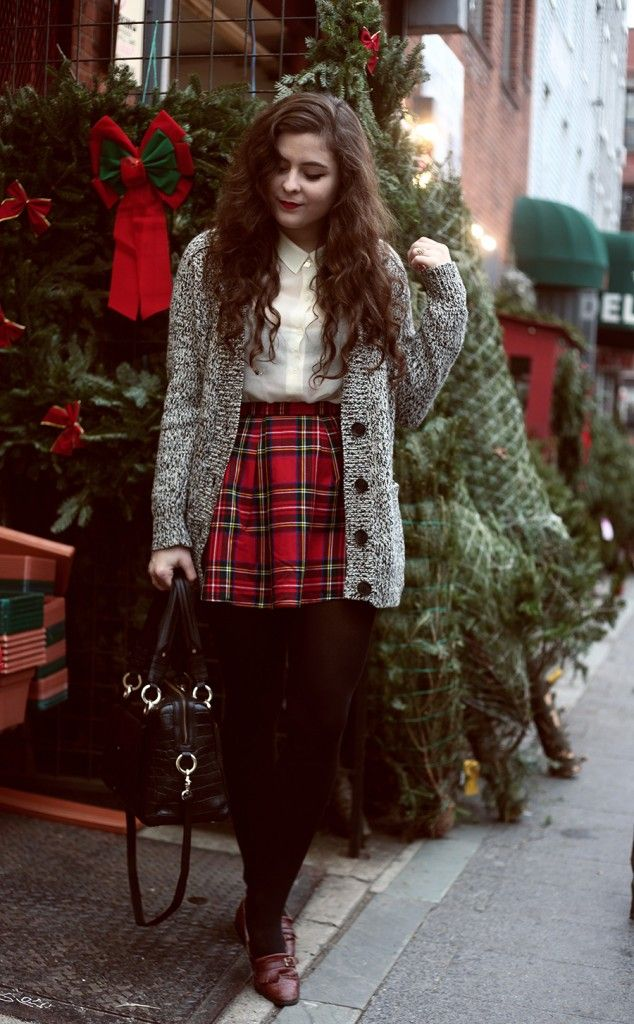 Picture Of Comfy And Cozy Winter Holiday Looks 9