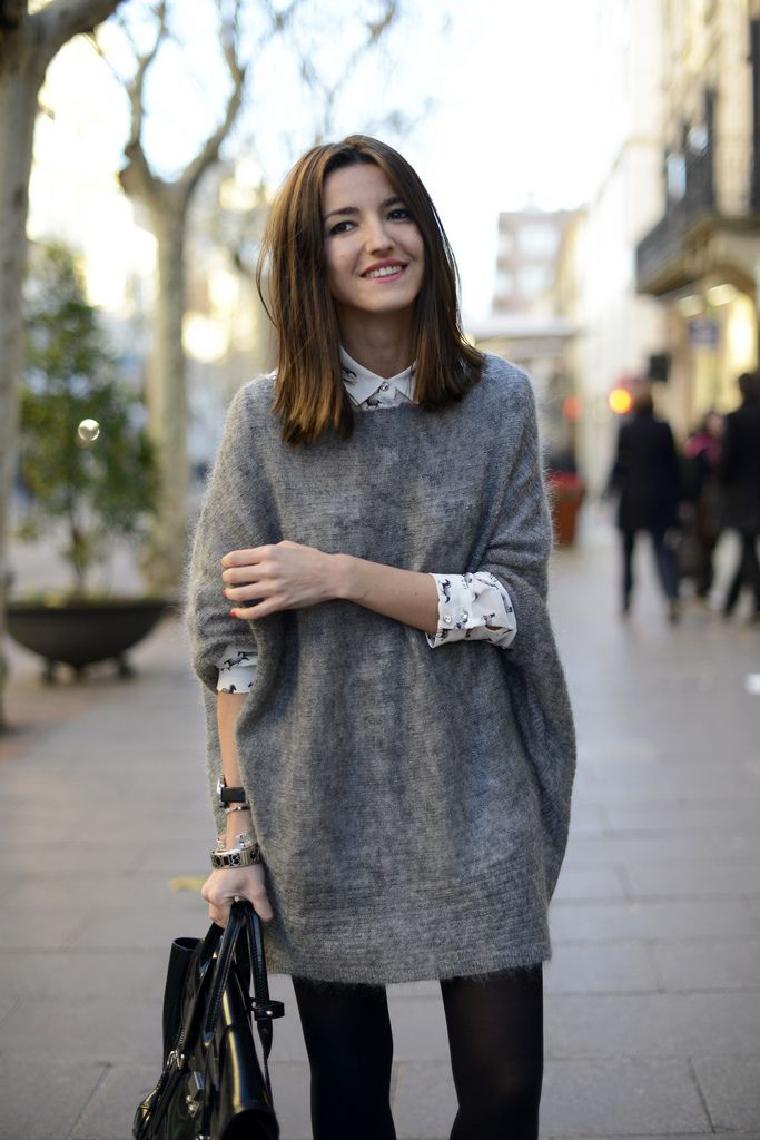 Picture Of comfy sweater dresses for cold weather  7