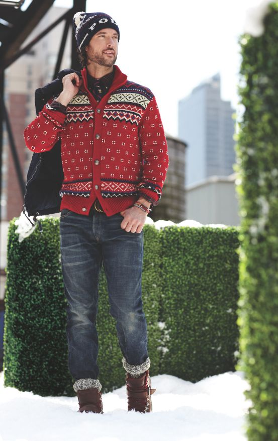 Picture Of cool and fun men holiday sweaters  15