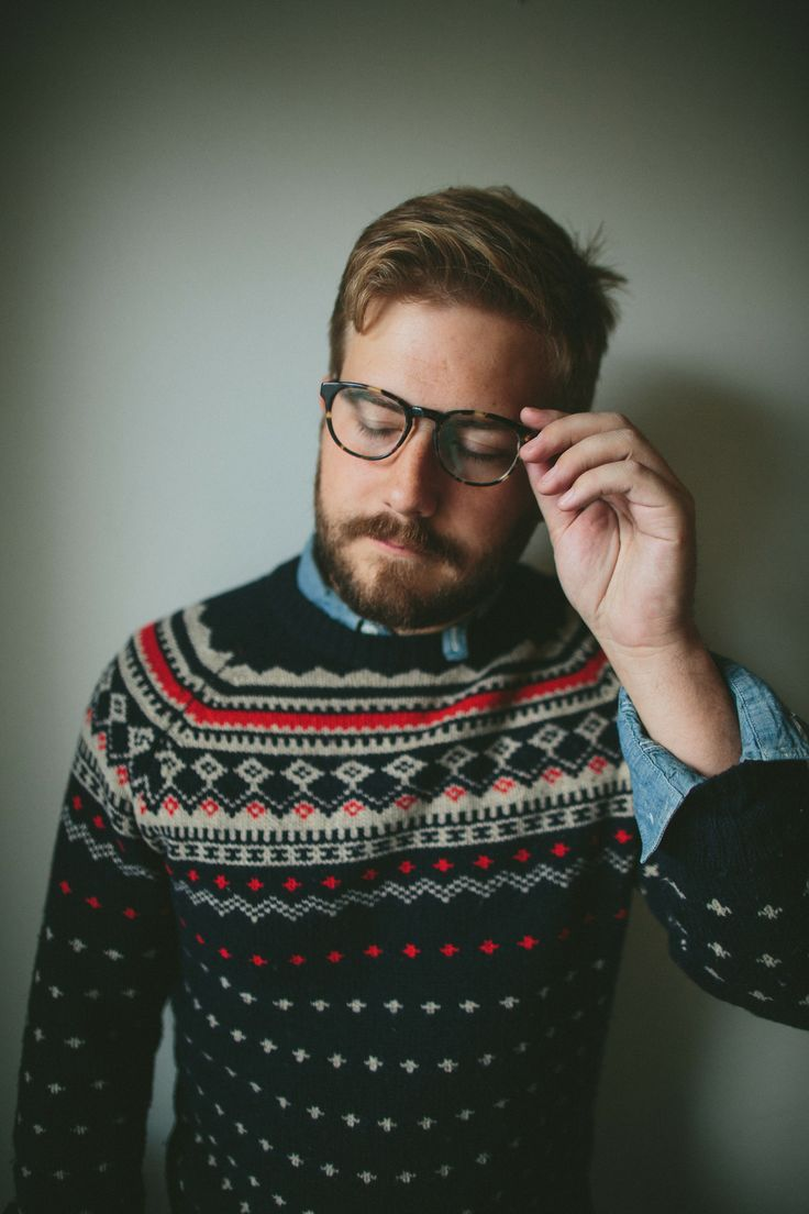 Picture Of cool and fun men holiday sweaters  2