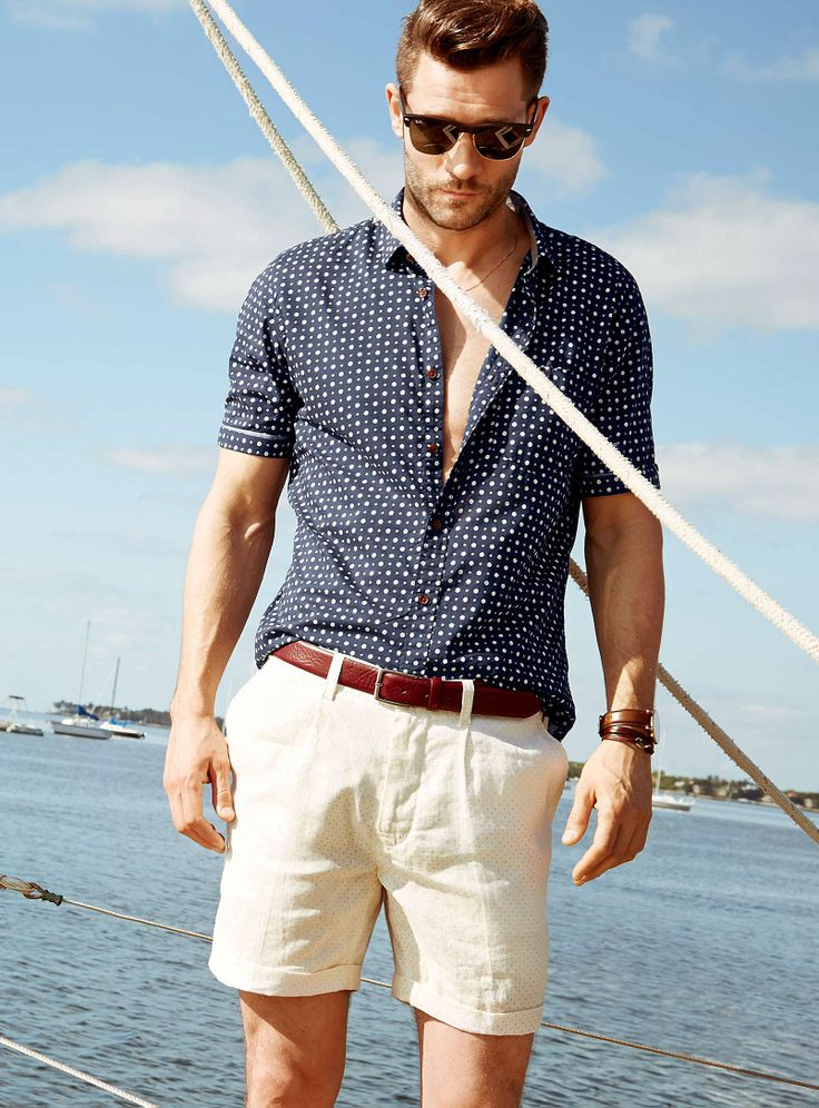 Picture Of Cool And Relaxed Beach Men Outfits 19