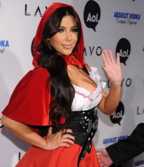 Picture Of cool celebrities halloween costumes  12