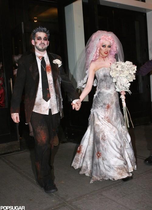 Cool Celebrities' Halloween Costumes To Get Inspired