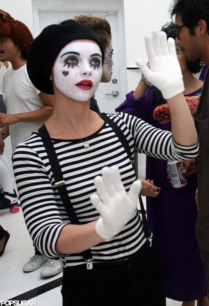 Picture Of cool celebrities halloween costumes  8