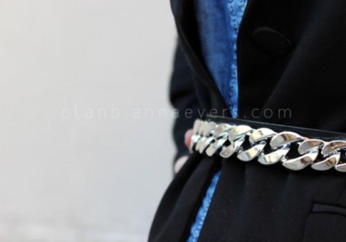 Cool DIY Chain Belt