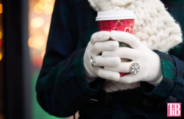 Picture Of cool diy gloves with rings  1