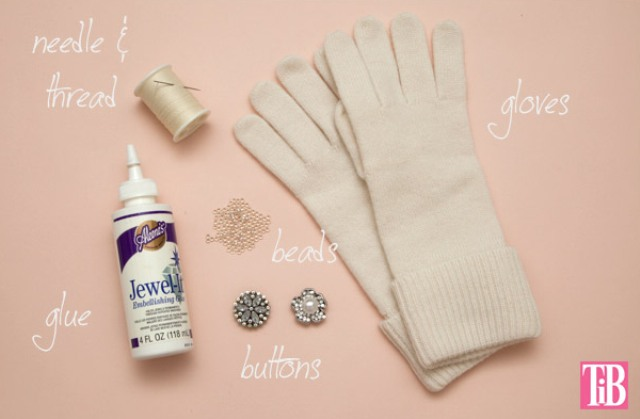 Picture Of cool diy gloves with rings  2