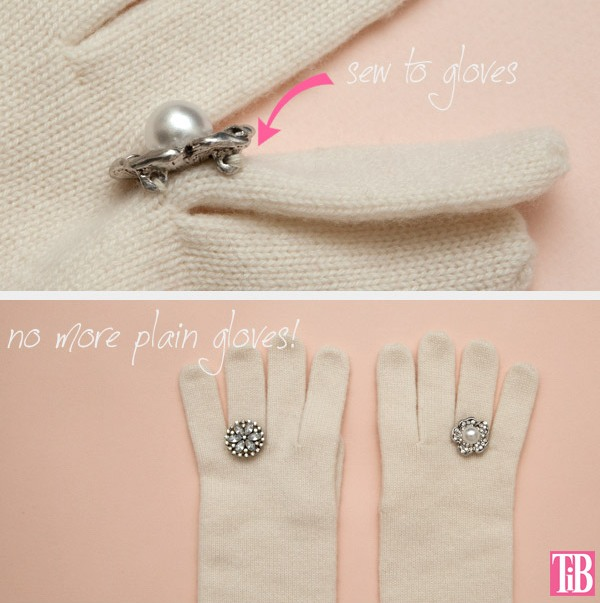 Picture Of cool diy gloves with rings  3