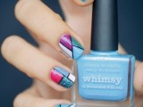 cool-glitter-geometric-nail-design-to-try-1