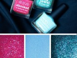 cool-glitter-geometric-nail-design-to-try-2