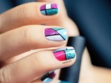 cool-glitter-geometric-nail-design-to-try-5