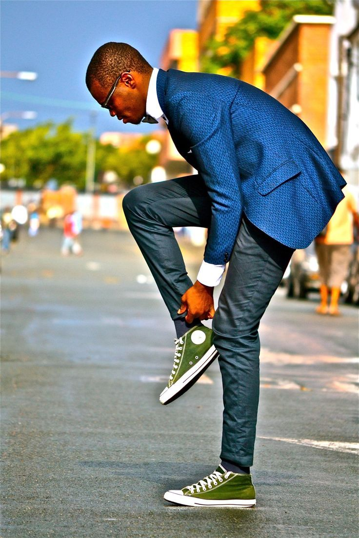Picture Of cool men work putfits with sneakers  14