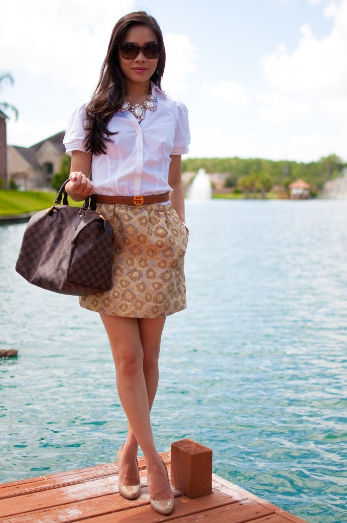 Picture Of cool summer work outfits for girls  28