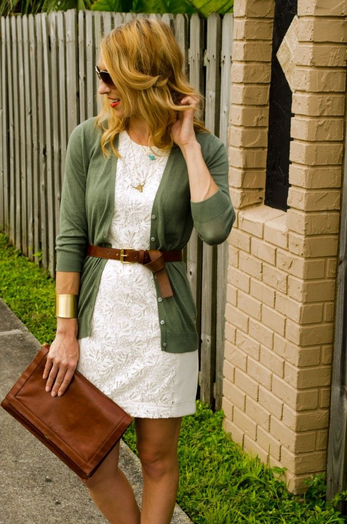 Picture Of cool ways to rock lace at work  11