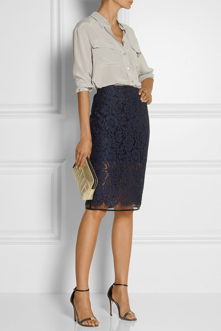 Picture Of cool ways to rock lace at work  21