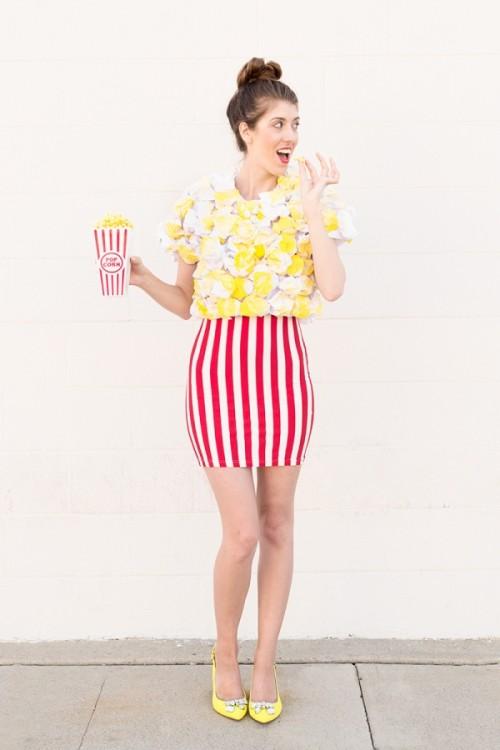 popcorn costume (via studiodiy)