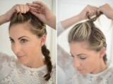 cute-and-relaxed-diy-triple-braid-to-try-4