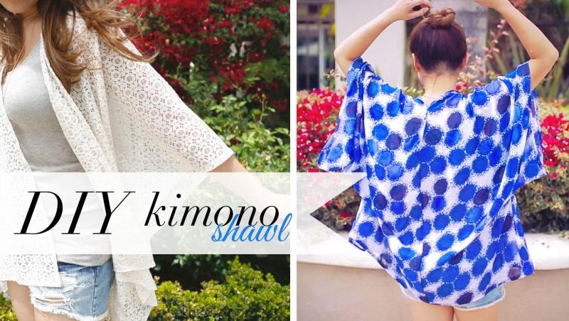 kimono beach wrap