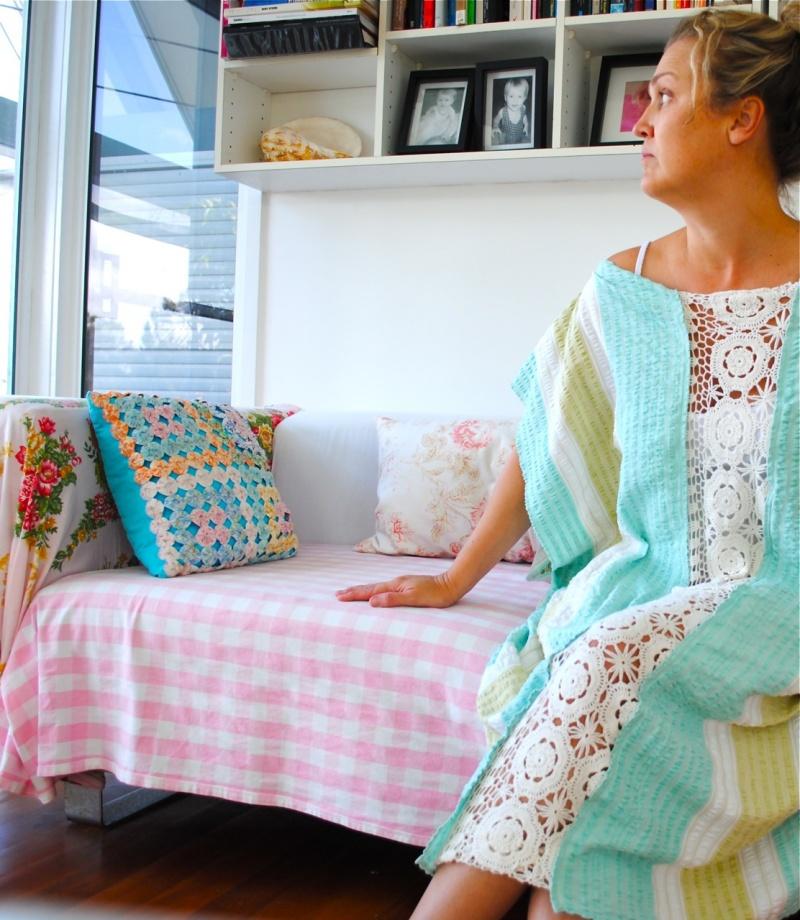 beach kaftan dress