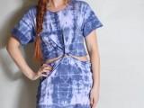 no sew t-shirt beach dress