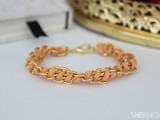 cute-diy-spiral-chain-and-suede-bracelet-1