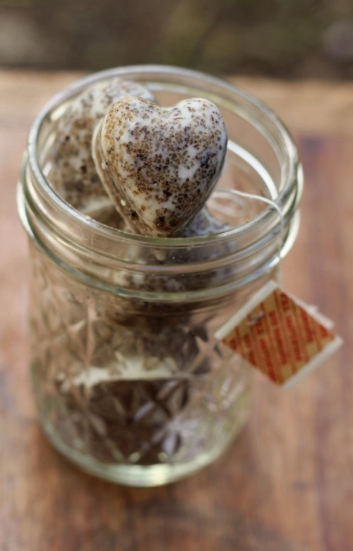 chai sugar scrub bars (via withlovely)