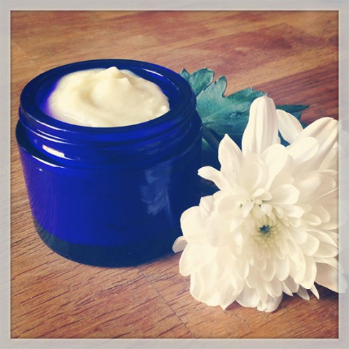 aloe vera and olive oil moisturizer (via braintreeclothing)
