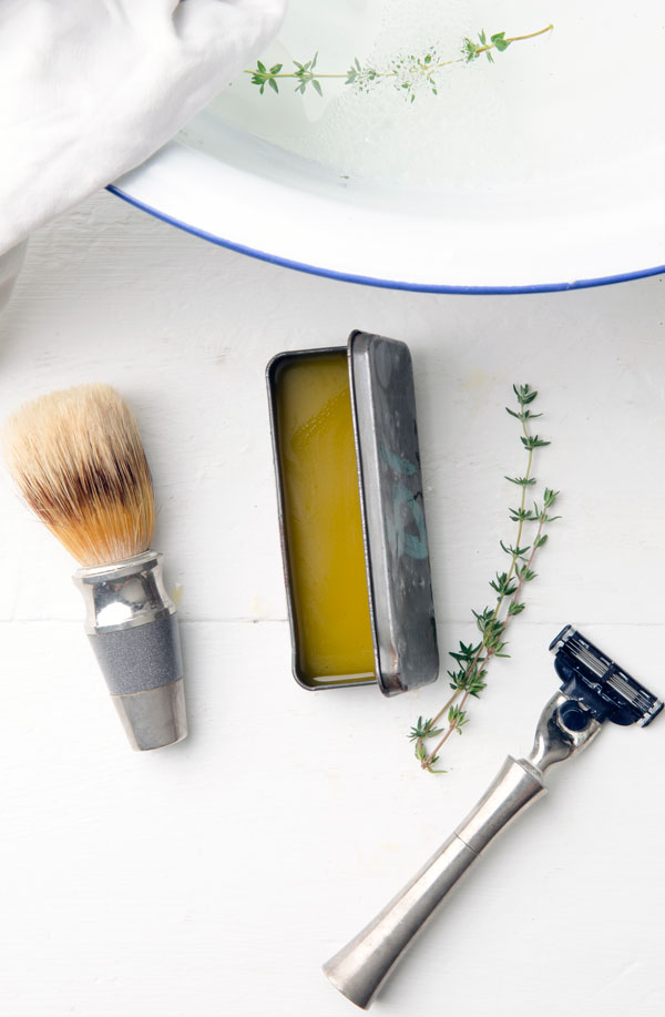 Picture Of diy all natural shaving cream for men  1