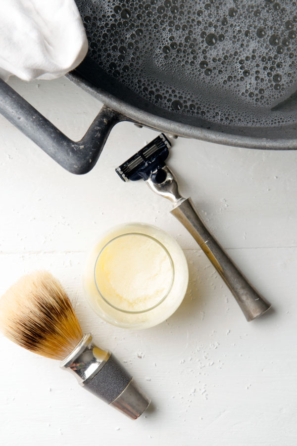 Picture Of diy all natural shaving cream for men  2