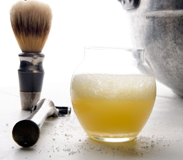 Picture Of diy all natural shaving cream for men  3
