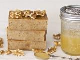 honey walnut soap
