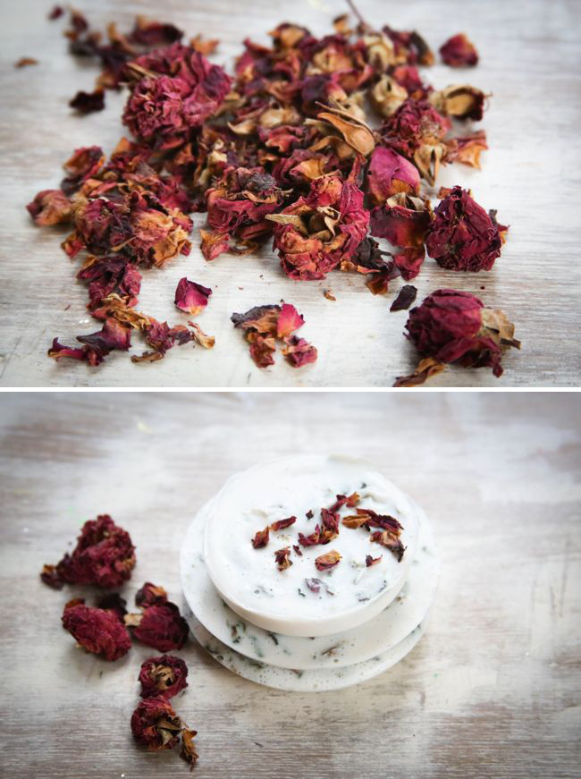 roses and vanilla soaps
