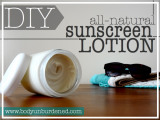 geranium oil sunscreen