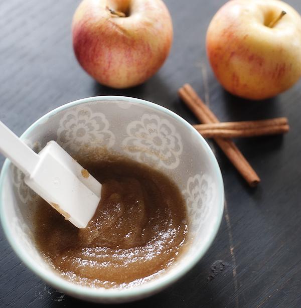 Picture Of diy apple cinnamon body scrub  3