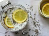 lavender and cypress foot soak