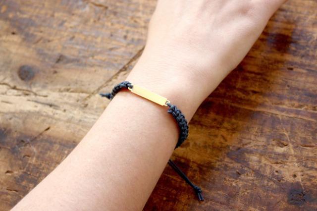 Picture Of diy billie jean bracelet  8