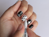 diy-black-and-white-swiss-cross-nail-art-2