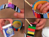 diy-bold-recycled-magazine-bracelets-7