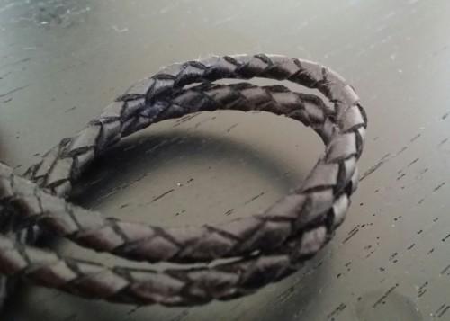 DIY Bottega Veneta Inspired Knot Bracelet
