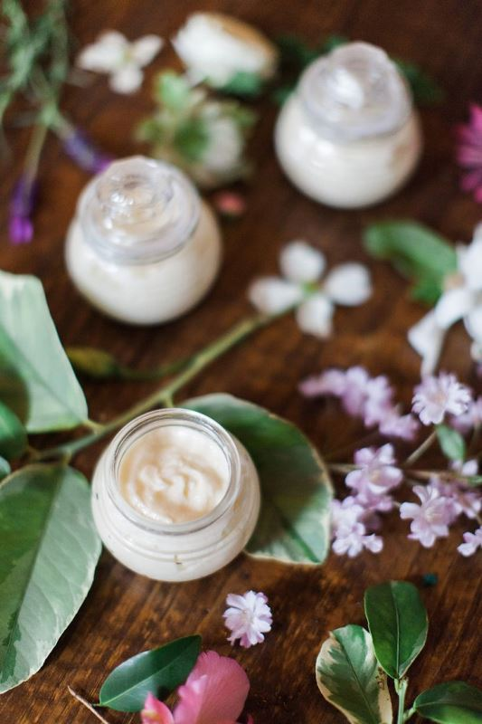 Picture Of diy essential oil body butter for soft skin  1