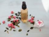 herbal tea face mist